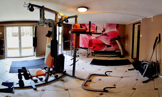 Siłownia - fitness room