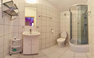 Przykładowa łazienka pokój 2 osobowy